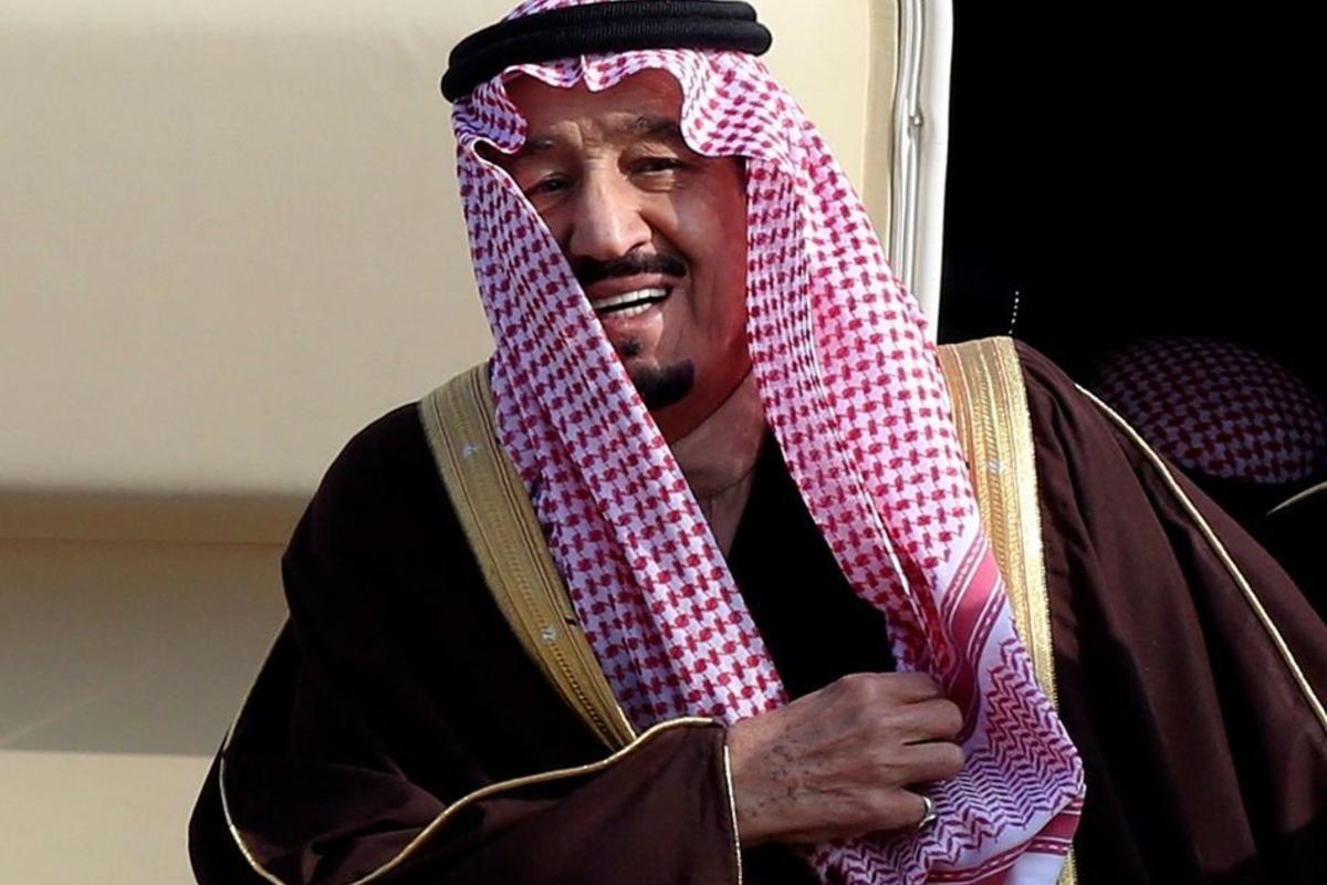 Saudi König