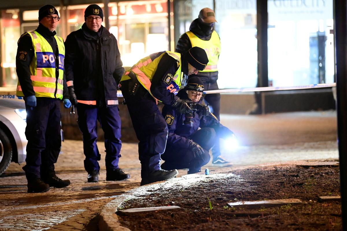 Schweden: Anschlagsopfer in Lebensgefahr