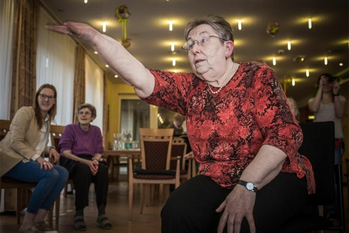 Wenn Oma daddelt wie die Enkel   Sächsische.de