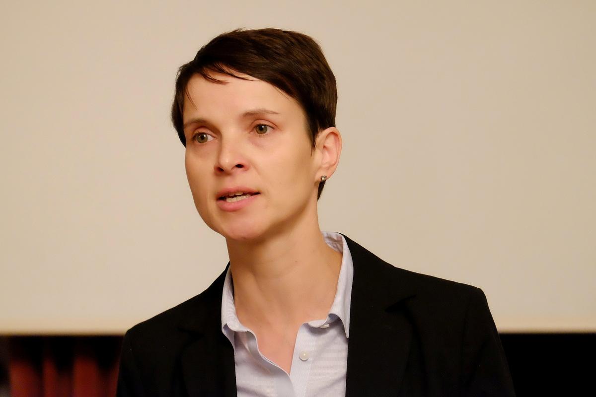 Ex-AfD-Chefin Petry legt Revision gegen Urteil ein