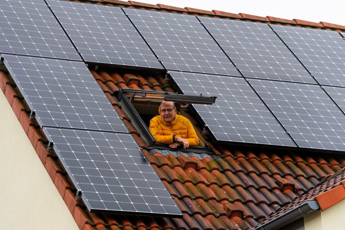 Der Energiespar-Fuchs aus Radebeul - Sächsische Zeitung