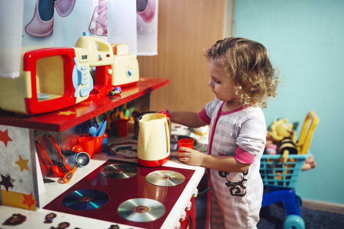 Auf die Dosis kommt es an: Wie viel Spielzeug brauchen