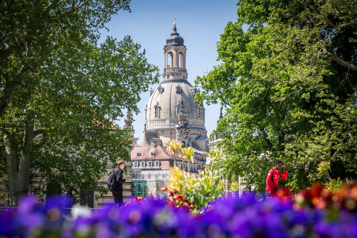 Es sollen wieder mehr Touristen nach Dresden gelockt werden.