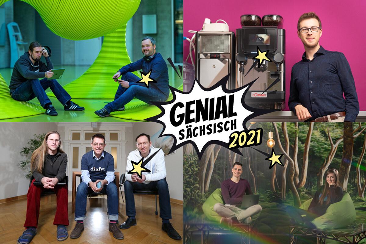 Erfinder, die Firmen gründen. Elf coole Ideen aus Sachsen.