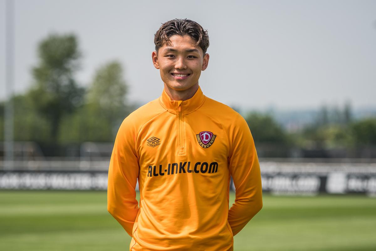 Dynamo verpflichtet Talent aus Frankfurt