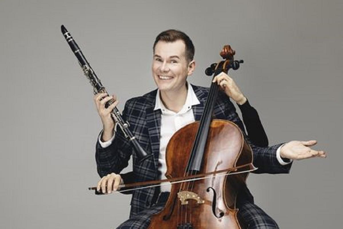 Philharmonie statt Filmnächte am Elbufer: Das Orchester spielt Musik für Groß und Klein.