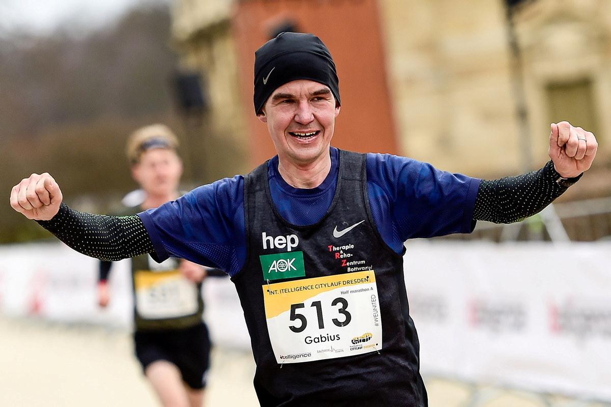 Sein Traum Vom Olympia Marathon Sachsische De
