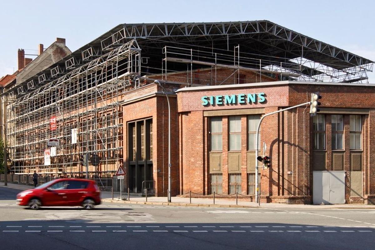 Siemens Schließung