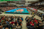 Volleyball-Supercup 2020 in Dresden