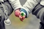 Großes Glück kann so klein sein