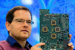 Intelligente Chips lenken die City