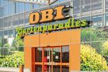 OBI Gartencenter wieder geöffnet!