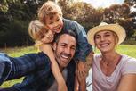 Wie leben Familien in Sachsen?