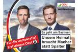 Bundestagswahl: Populisten verhindern - Erststimme für Florian Oest!