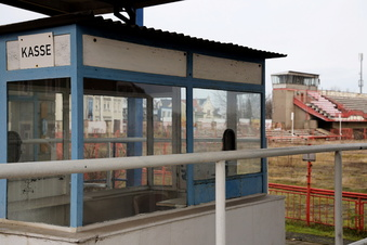 Riesa sammelt Ideen fürs Grube-Stadion