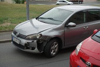 Unfall beim Abbiegen