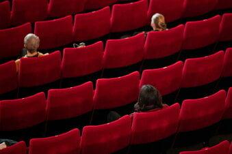 Zahl der Kinobesucher extrem gesunken