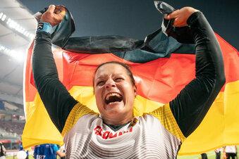 Dresdnerin stößt unerwartet zu WM-Bronze