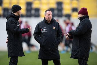 Dynamo befördert den A-Jugend-Trainer