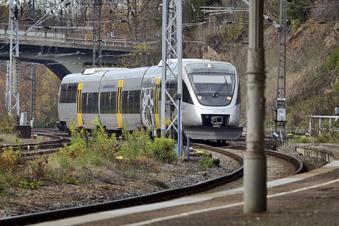 Wegen Störung: MRB-Zug evakuiert