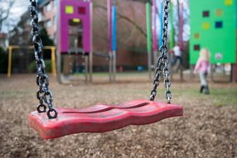 Kreissparkasse Bautzen fördert Spielplätze