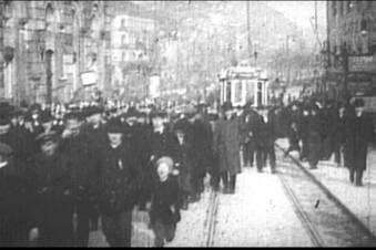 Ältester Film über Dresden gefunden
