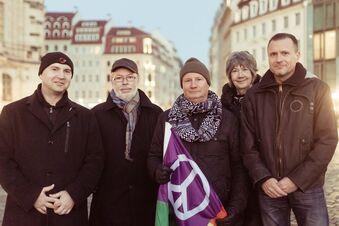 Pegida-Mittelsmänner mit Berlinbesuch zufrieden