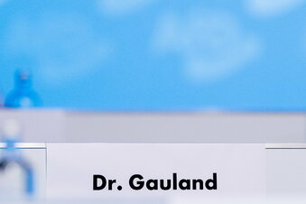 Gauland verlässt AfD-Parteitag