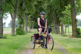 Kamenz: Hilfe für Schlaganfall-Radler