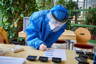 Pirna plant eigene Corona-Testcenter