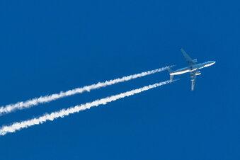 Klimaneutrales Fliegen mit 1-Euro-Spende?