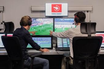 Zum ersten Mal Videobeweise bei Dynamo