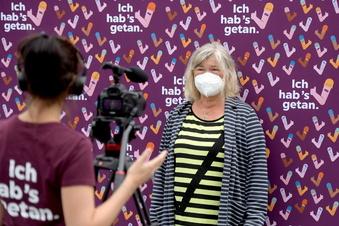 """""""Ich hab's getan"""": Sachsen wirbt fürs Impfen"""