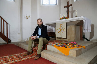 Als Pfarrer zu Ostern arbeitslos