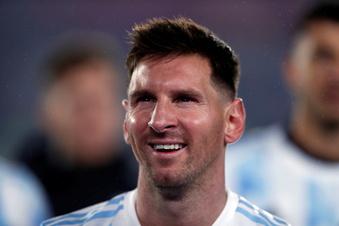Messi überholt Pelé als Rekordtorschütze