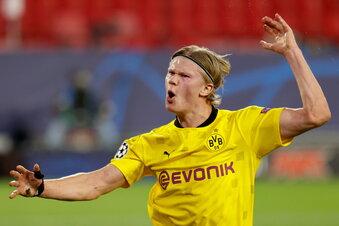 Haaland führt Dortmund zum Erfolg