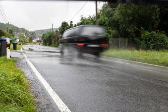 Vollsperrung in Pirna-Neundorf vorzeitig aufgehoben
