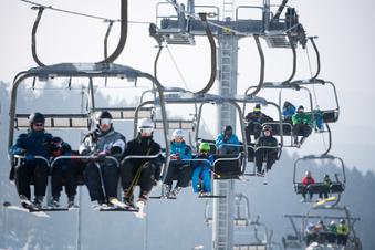 Viele Besucher in Skigebieten erwartet