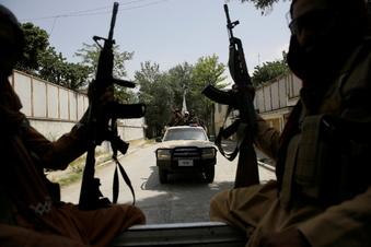 Gegen die Taliban formiert sich erster Widerstand