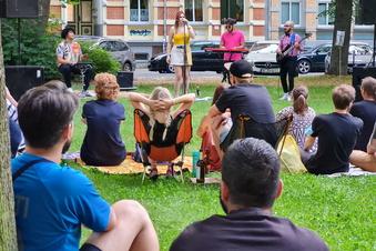 Döbeln: Picknick mit Musik aus aller Welt