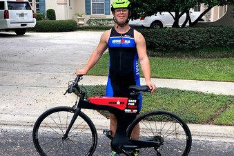 Ironman trotz Down-Syndrom