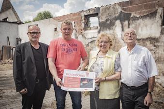 Nach Brand auf Pferdehof: So helfen die Kamenzer
