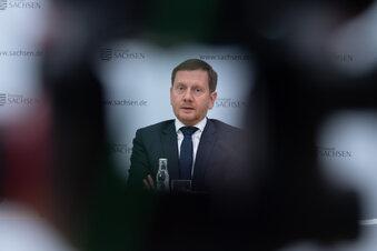 Kretschmer diskutiert weitere Lockerungen