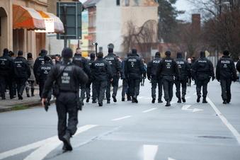 Auch Mittwoch Protestspaziergang in Zittau