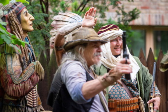 Radebeul feiert Karl May an fünf Orten