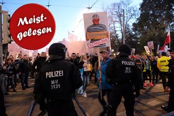 Droht Dresden ein Demo-Chaos wie in Leipzig?