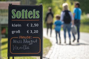 Restaurants gut besucht, aber teurer
