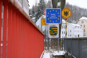 Sachsen will Grenze nach Tschechien nicht schließen