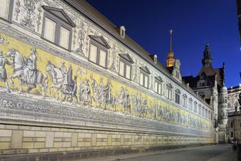 Der nächste große Umbau im Dresdner Schloss