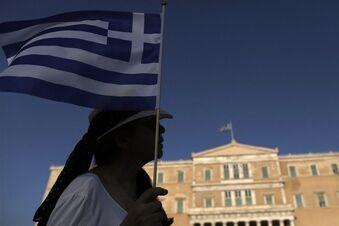 Wer rettet Griechenland?